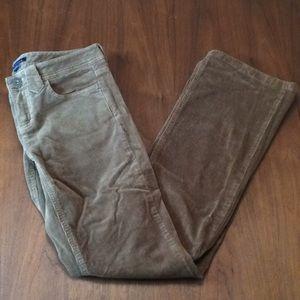 59729ec7 Tommy Hilfiger Pants - Tommy Hilfiger Corduroy Slim Bootcut Pants